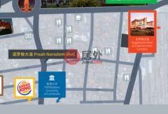柬埔寨的房产,282 Street, 1st Division,编号33617093
