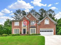 居外网在售美国阿尔法利塔5卧4卫的房产总占地1416平方米USD 499,000