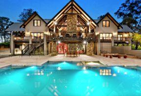 澳洲房产房价_维多利亚州房产房价_居外网在售澳洲5卧5卫的房产总占地4015平方米