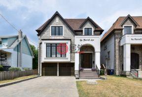居外网在售加拿大4卧4卫新房的房产总占地320平方米CAD 2,268,000