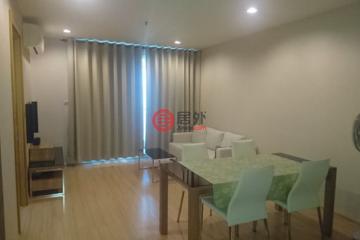 居外网在售泰国2卧2卫曾经整修过的房产总占地65平方米THB 9,900,000