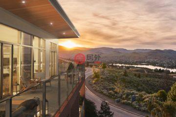 居外网在售加拿大2卧2卫新房的房产总占地4169平方米CAD 454,900
