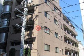 居外网在售日本東京都2卧1卫的房产总占地58平方米JPY 79,800,000