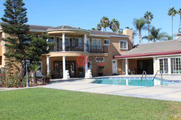 居外网在售美国8卧8卫局部整修过的房产总占地2625平方米USD 3,800,000