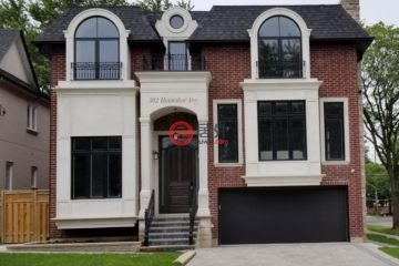 居外网在售加拿大多伦多6卧7卫的房产总占地609平方米CAD 3,288,000