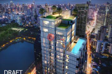 居外网在售泰国1卧1卫新房的房产总占地34平方米THB 8,552,500