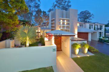 澳洲房产房价_昆士兰房产房价_居外网在售澳洲5卧4卫特别设计建筑的房产总占地685平方米AUD 3,488,000