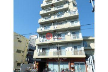 居外网在售日本2卧1卫的房产总占地36平方米JPY 9,800,000