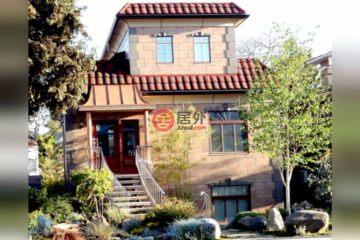 加拿大房产房价_不列颠哥伦比亚省房产房价_温哥华房产房价_居外网在售加拿大温哥华9卧9卫新房的房产总占地335平方米USD 3,230,000