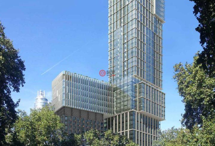 英国英格兰伦敦的房产,Nine Elms lanes,编号27846496