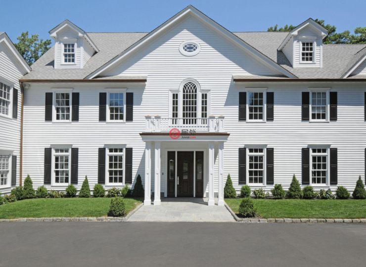 美国康涅狄格格林威治5卧5卫的首付120房产万多少别墅合适图片