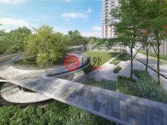 居外网在售泰国1卧1卫新开发的新建房产总占地30平方米THB 3,640,000起