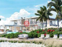 居外网在售特克斯與凱科斯群島5卧6卫的房产总占地4047平方米USD 10,495,000