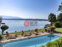 居外网在售瑞士贝勒维5卧5卫的房产总占地2330平方米