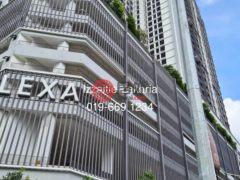 居外网在售马来西亚Setapak2卧2卫的房产总占地64平方米MYR 2,000 / 月