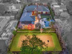 居外网在售澳大利亚Canterbury5卧4卫的房产总占地2816平方米