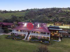 居外网在售澳大利亚8卧9卫的独栋别墅总占地15584444平方米
