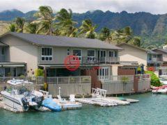 居外网在售美国檀香山3卧2卫的房产USD 1,115,000