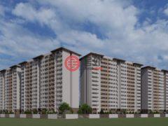 居外网在售菲律宾Caloocan City North1卧1卫的新建房产总占地30平方米