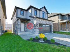 居外网在售加拿大尼亚加拉大瀑布5卧3卫的房产总占地184平方米CAD 699,900