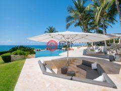 居外网在售多明尼加6卧7卫的房产总占地4300平方米USD 13,500,000