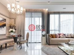 居外网在售泰国曼谷2卧2卫的房产总占地82平方米THB 27,590,000