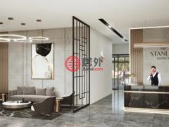 居外网在售加拿大2卧2卫的新建房产总占地271.741392平方米