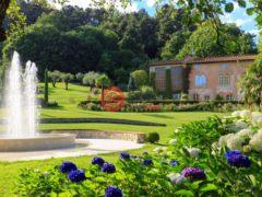 居外网在售意大利Lucca8卧10卫的房产总占地1000平方米
