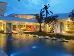 居外网在售印尼4卧4卫的独栋别墅