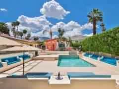 美国房产房价_加州房产房价_棕榈沙漠房产房价_居外网在售美国棕榈沙漠5卧5卫的房产总占地2711平方米USD 1,325,000