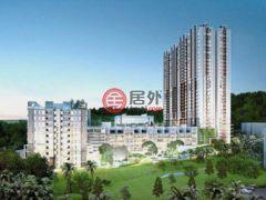 居外网在售马来西亚4卧3卫的新建房产总占地40063.87858176平方米