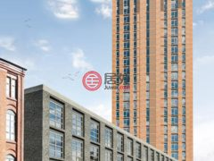 居外网在售英国3卧2卫的新建房产总占地65.9611584平方米