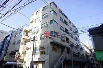 居外网在售日本東京都2卧1卫的房产总占地41平方米JPY 21,990,000