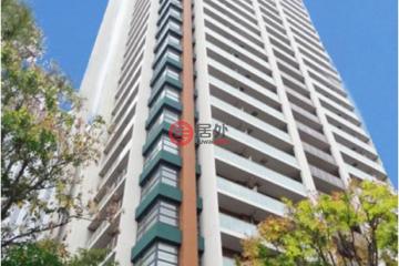 居外網在售日本大阪市1臥1衛的房產總占地61平方米JPY 47,800,000