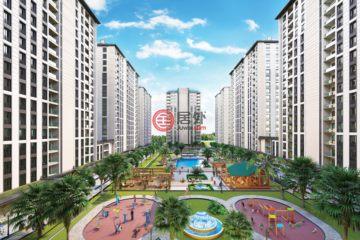 居外网在售土耳其1卧1卫新开发的房产总占地35000平方米TRY 781,782