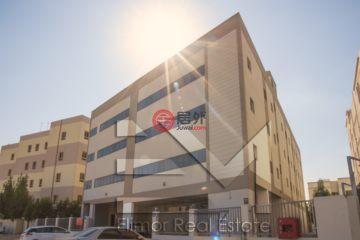 居外网在售阿联酋99卧99卫新房的房产总占地3623平方米AED 2,300 / 月