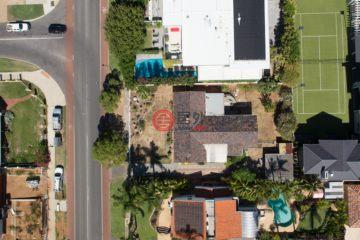 居外网在售澳大利亚珀斯3卧2卫的房产总占地76平方米AUD 2,400,000