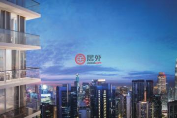 居外网在售马来西亚2卧2卫新开发的房产总占地110平方米MYR 2,017,751