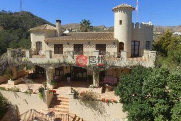居外网在售西班牙7卧10卫特别设计建筑的房产总占地137465平方米EUR 1,495,000