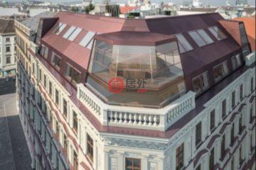 居外网在售奥地利4卧4卫新开发的公寓总占地368平方米EUR 15,900,000