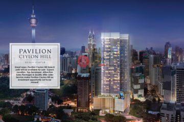居外网在售马来西亚1卧1卫新开发的房产总占地7487平方米MYR 1,015,000