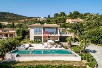 居外网在售法国5卧6卫新房的房产总占地3036平方米EUR 4,950,000