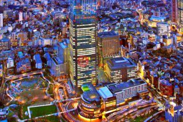 居外网在售日本Tokyo2卧1卫的房产总占地52平方米JPY 69,800,000
