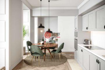 居外网在售葡萄牙Lisboa的公寓总占地43平方米EUR 410,000