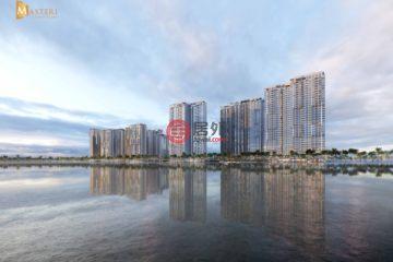居外网在售越南1卧1卫新开发的房产总占地70783平方米VND 2,600,000,000