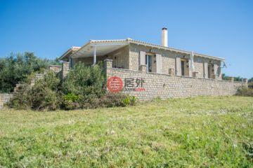 居外网在售希腊Methoni3卧2卫的房产总占地3000平方米EUR 310,000