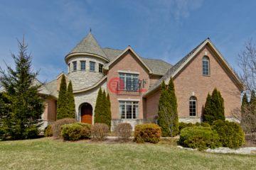 居外网在售美国隆格罗韦4卧4卫的房产总占地394平方米USD 649,900