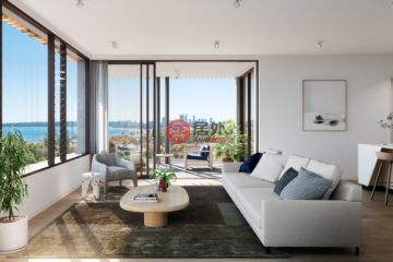 澳洲房产房价_西澳大利亚州房产房价_珀斯房产房价_居外网在售澳洲珀斯1卧1卫新房的房产总占地73平方米AUD 415,000