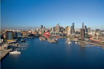 居外网在售澳大利亚1卧1卫新房的房产总占地3平方米AUD 400,000
