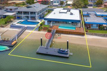 居外网在售澳大利亚4卧2卫新房的房产总占地761平方米AUD 2,400,000